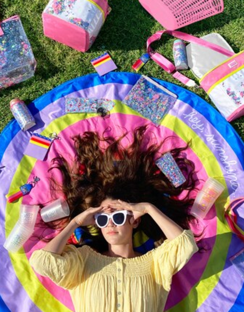 packed party hey sunshine picnic blanket