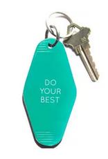 Three Potato Four motel keychain  final sale