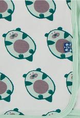 kickee pants natural ottercado swaddling blanket