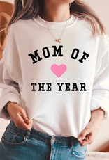 mom of the year sweatshirt