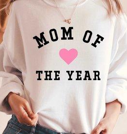 mom of the year sweatshirt
