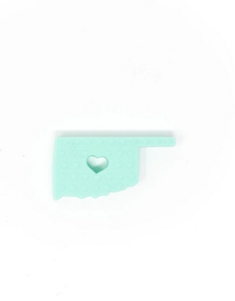 oklahoma silicone teether