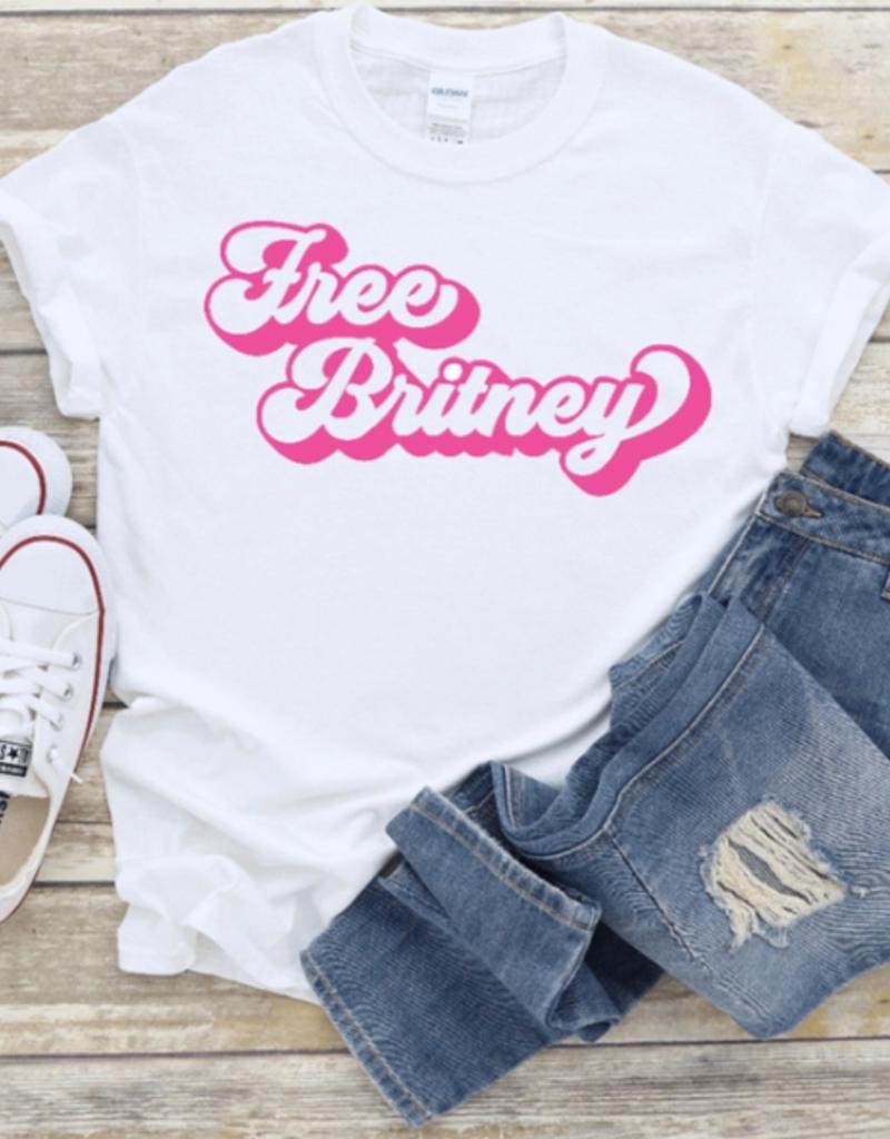 free britney tee