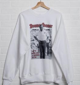 LivyLu switzer magazine pic sweatshirt