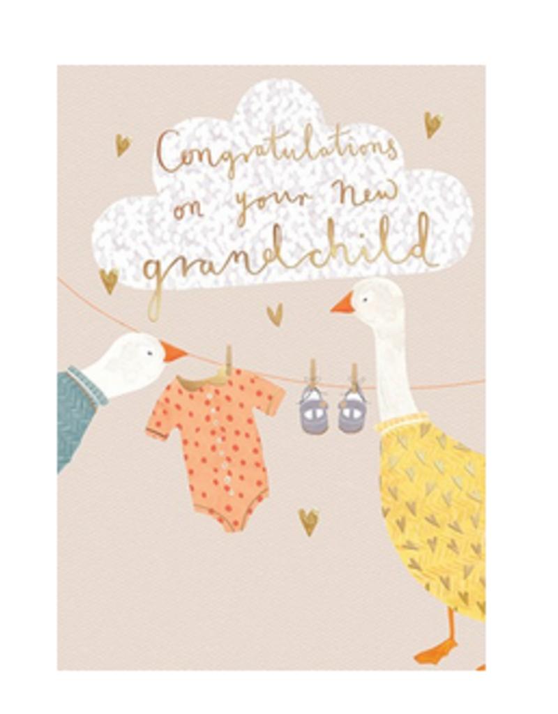 Calypso cards grandchild card