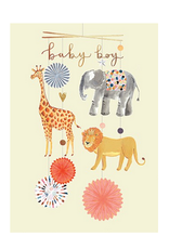 Calypso cards baby boy card