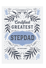 Calypso cards greatest step dad card