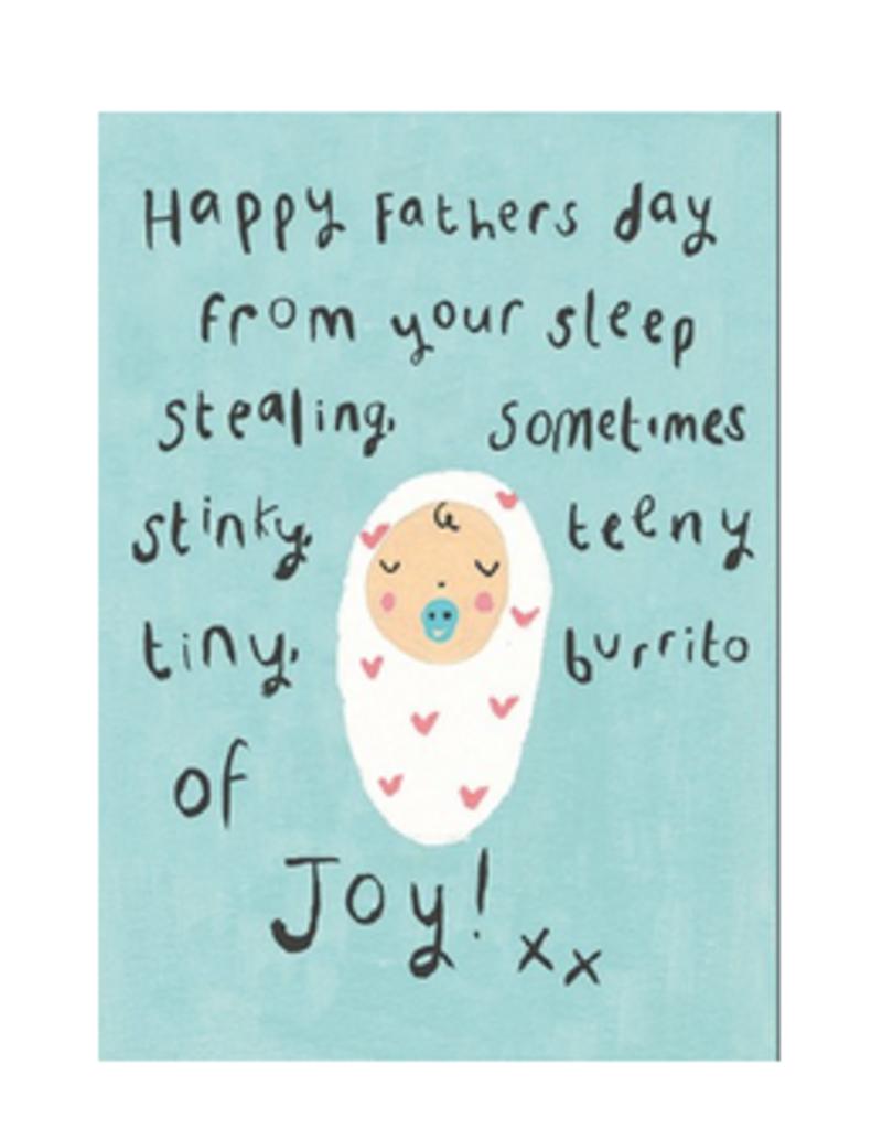 Calypso cards burrito of joy card