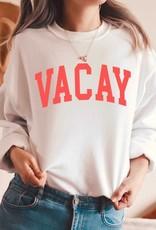 vacay sweatshirt