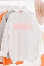 mama heart sweatshirt