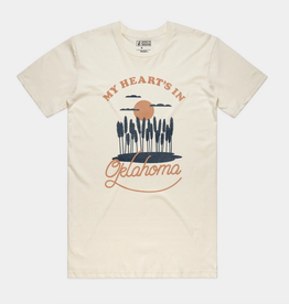 hearts in oklahoma tee
