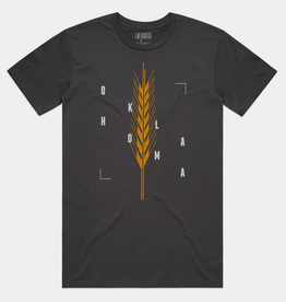 golden wheat tee