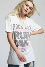 run dmc rock box tee