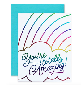 totally amazing card