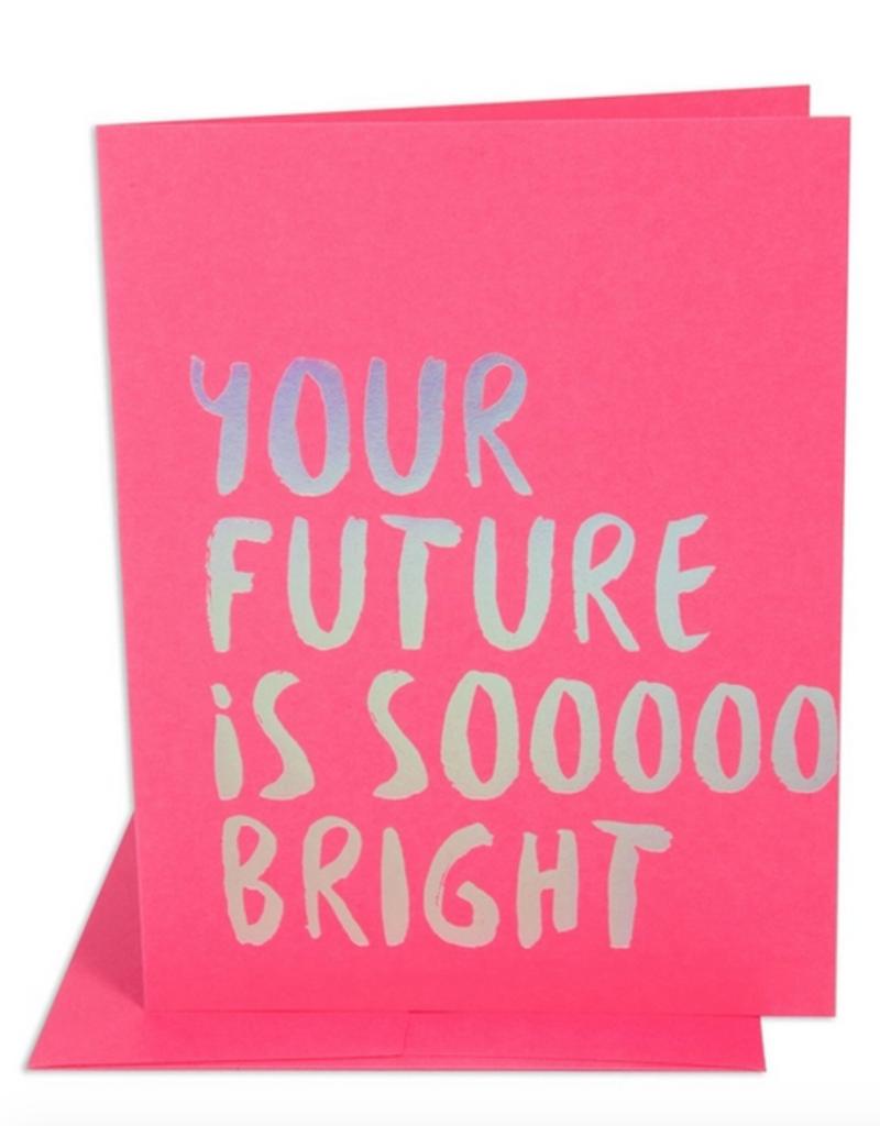 bright future card