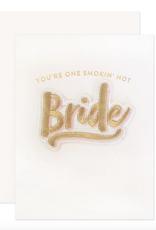 bride patch card