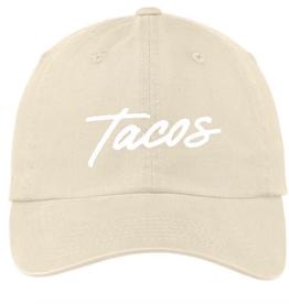 Frankie Jean tacos hat - oatmeal