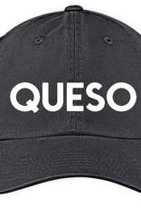 Frankie Jean queso hat - black