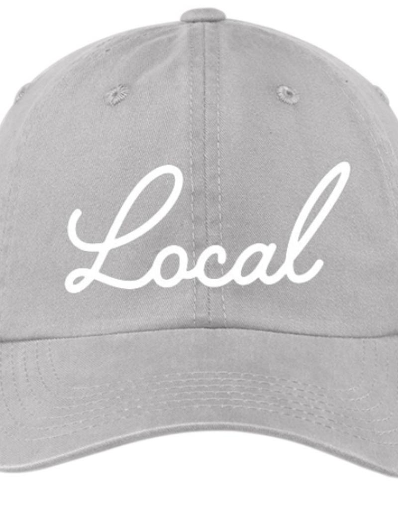 Frankie Jean local hat - grey