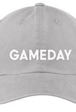 Frankie Jean gameday hat - grey