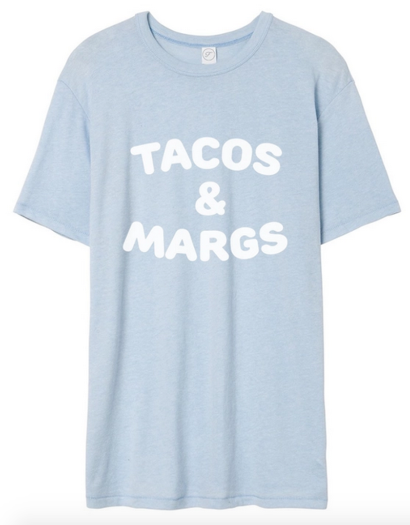 Frankie Jean tacos & margs tee