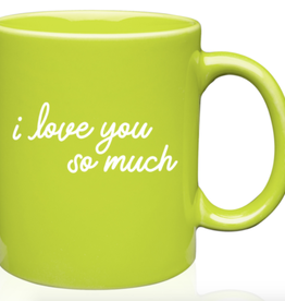 Frankie Jean i love you mug