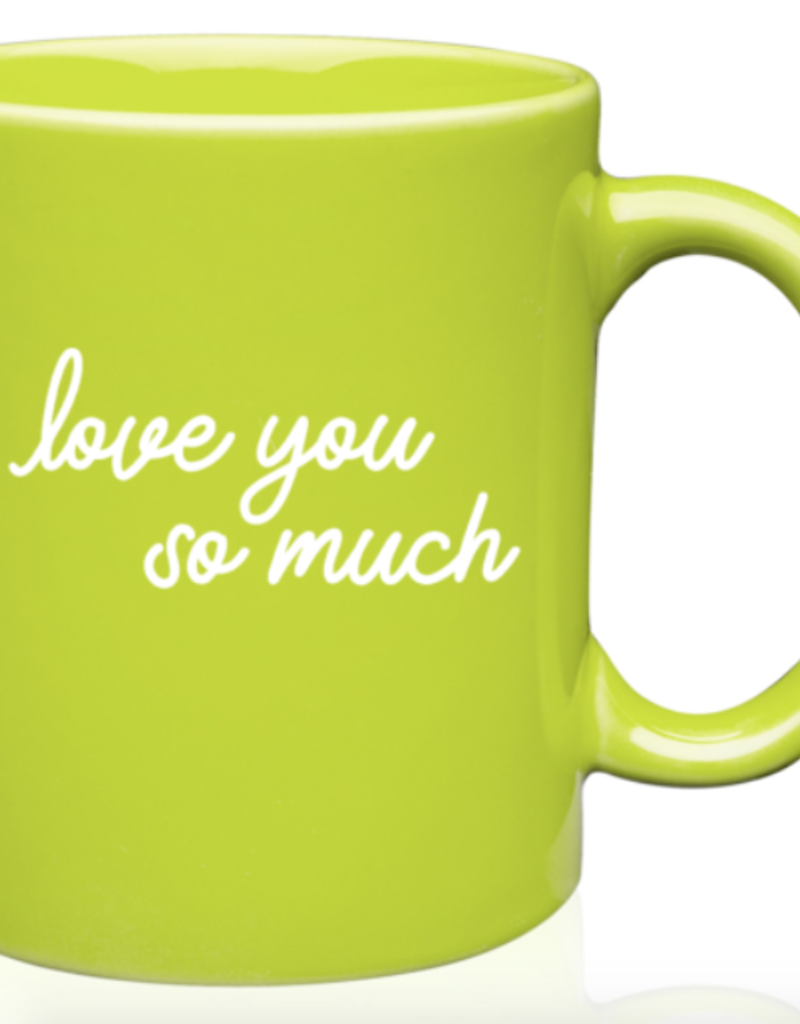 Frankie Jean i love you mug