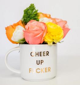 chez gagne cheer up mug