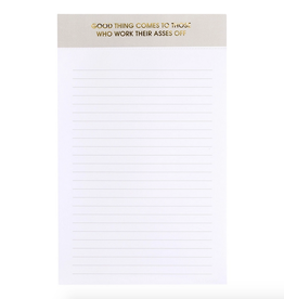 chez gagne good things come notepad