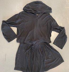 flowy pajama set