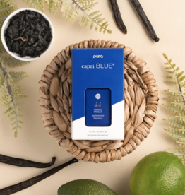 capri blue havana vanilla pura diffuser refill .34oz