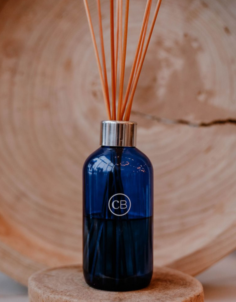 capri blue blue jean reed diffuser 8oz