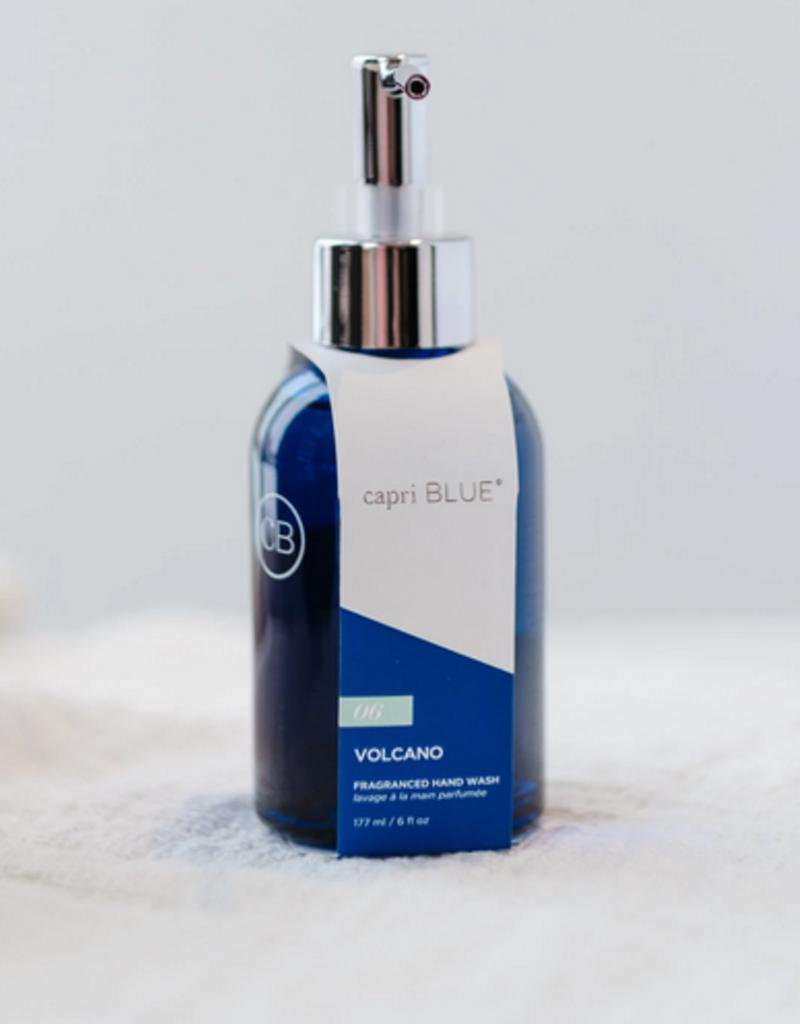capri blue volcano hand wash 6oz
