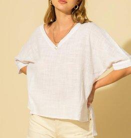 yele linen top