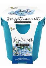 buzzy seeds flower grow pail