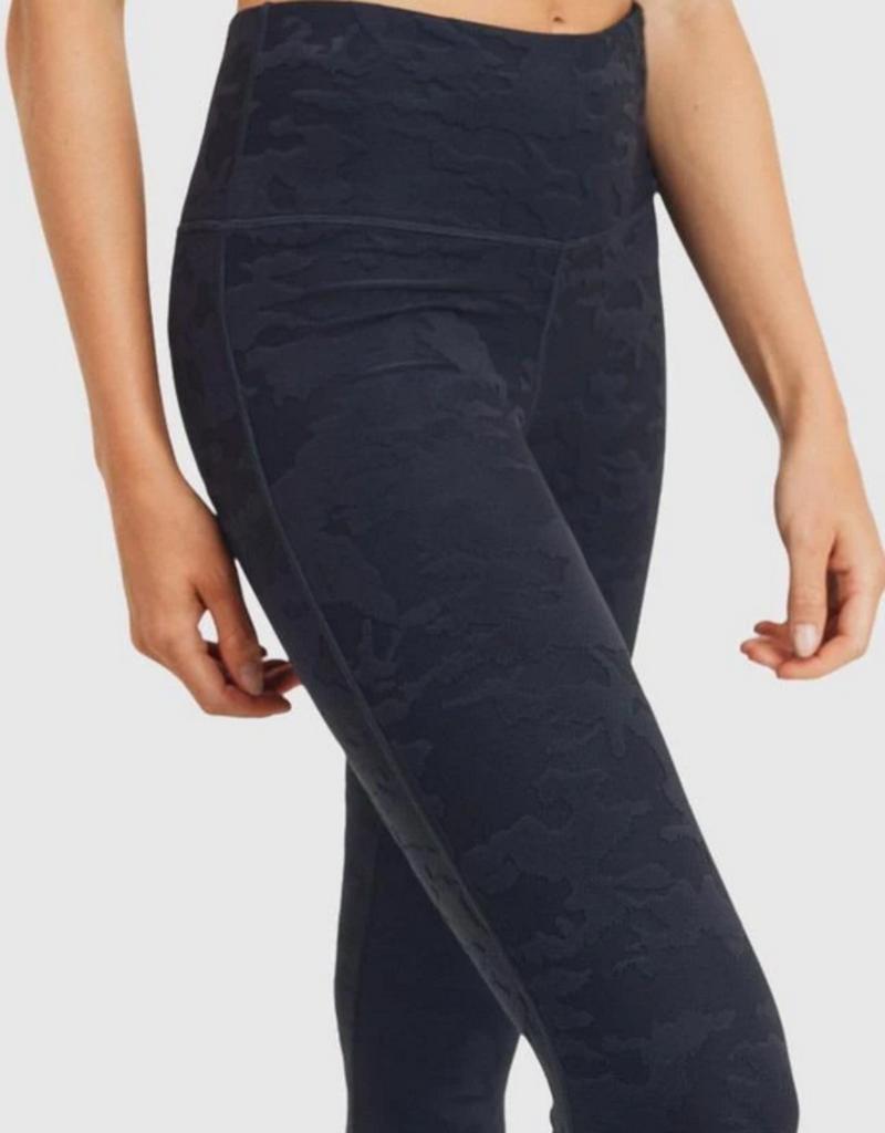 Mono B textured jaquard highwaist legging