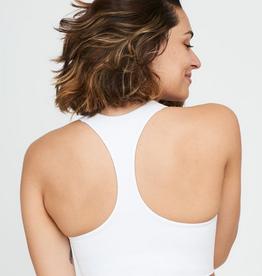 spanx longline medium impact sport bra