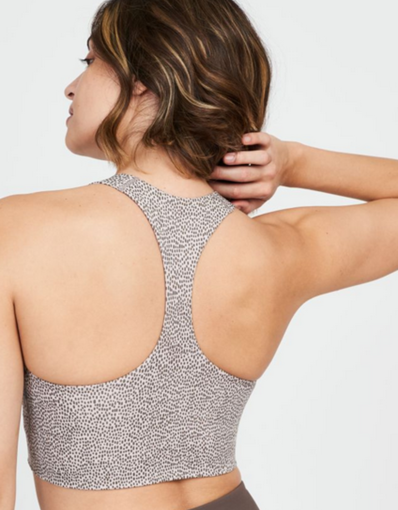 spanx longline medium impact sports bra