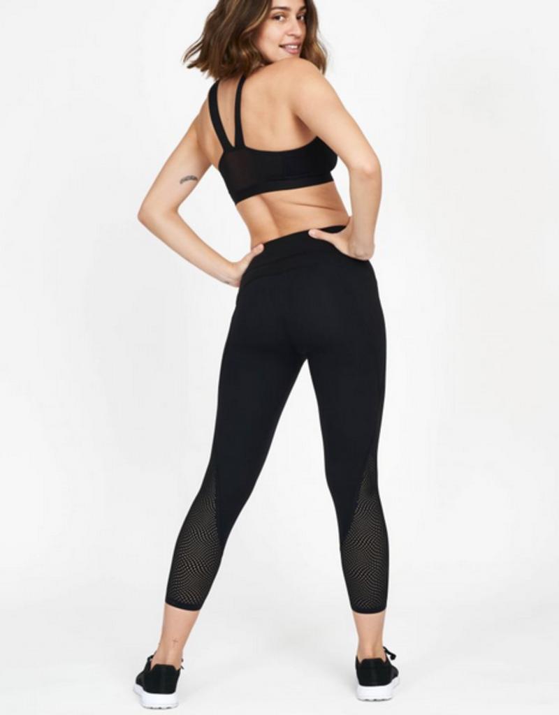 spanx every wear laser wave 7/8 legging