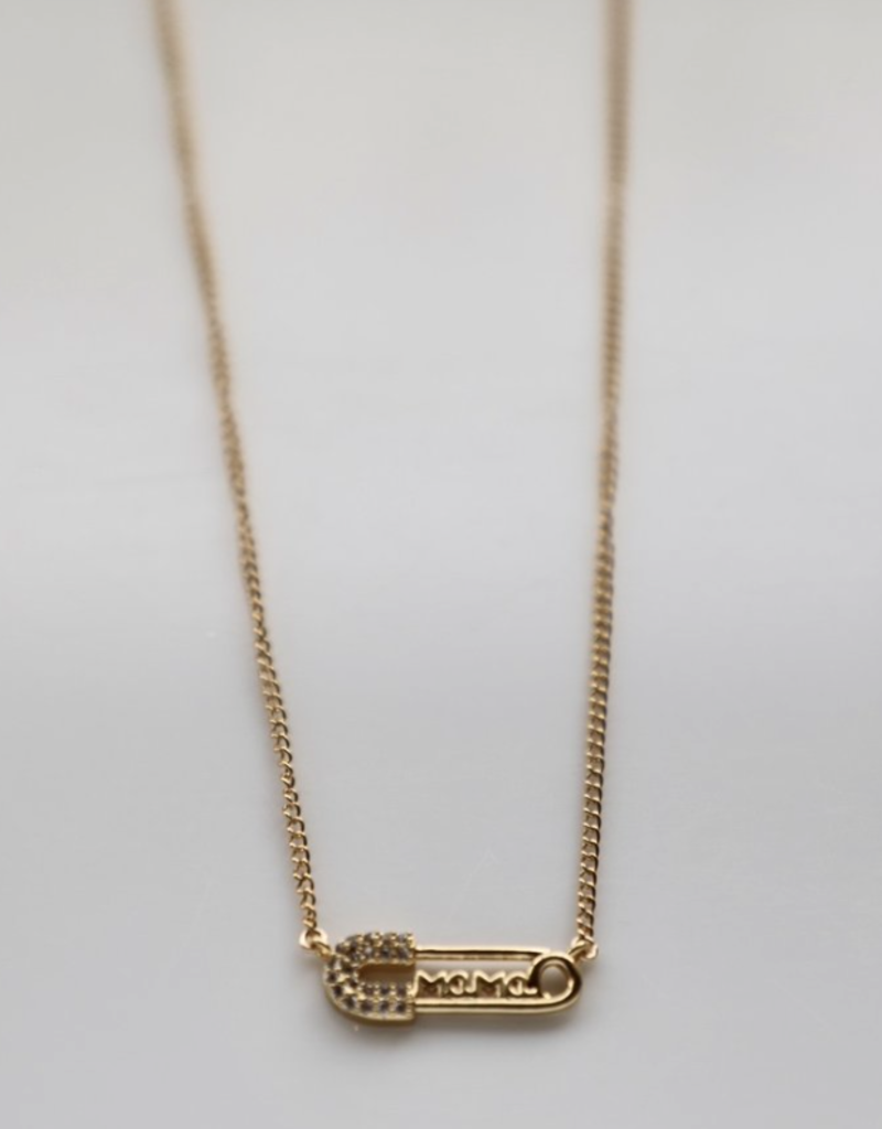 bddesignsandco mama pave necklace