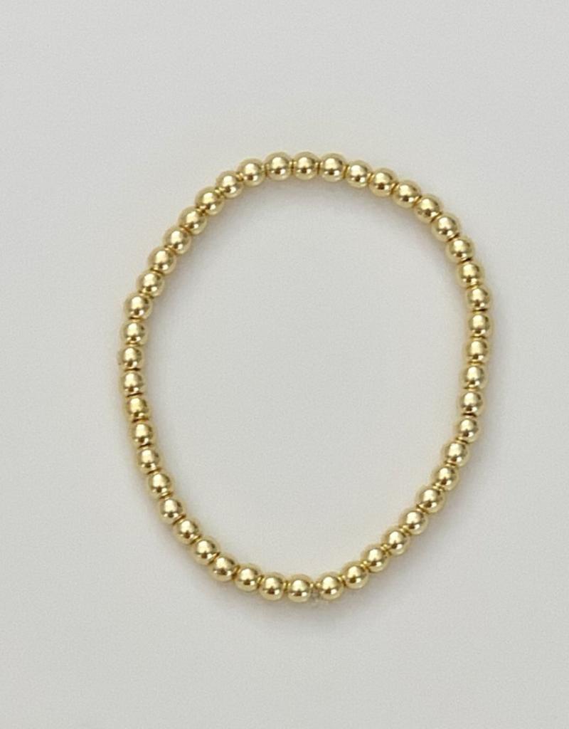 bddesignsandco mini's golden hour bracelet