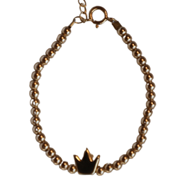 bddesignsandco mini's princess crown bracelet