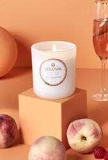 voluspa italian bellini classic candle 9.5oz