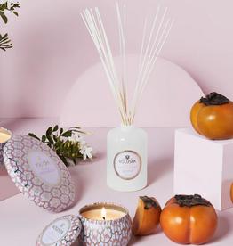 voluspa saijo persimmon fragrance diffuser 6oz