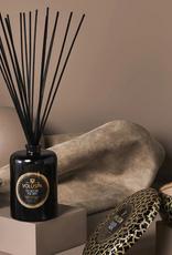 voluspa suede noir fragrance diffuser 6oz