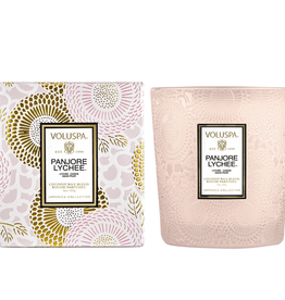 voluspa panjore lychee classic candle 9oz