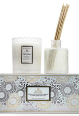 voluspa mokara candle & fragrance diffuser gift set