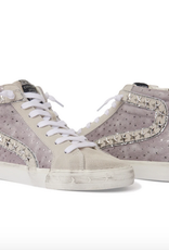 vintage havana sage hightop sneaker
