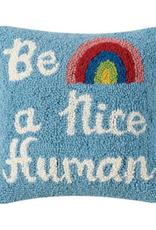 be a nice human pillow