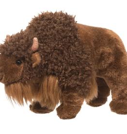 sue buffalo plushie
